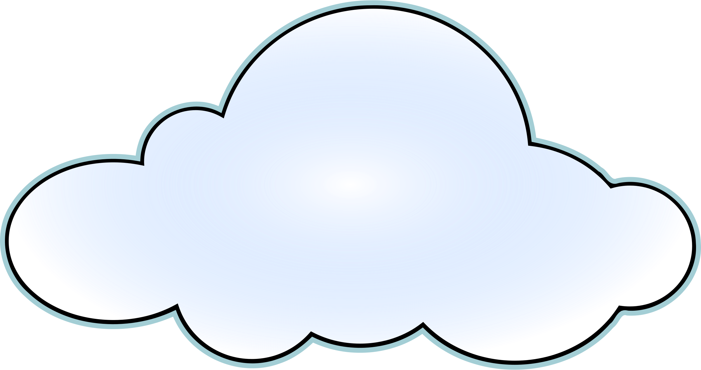 2400x1266 Clipart Clouds Free Collection Download And Share Clipart