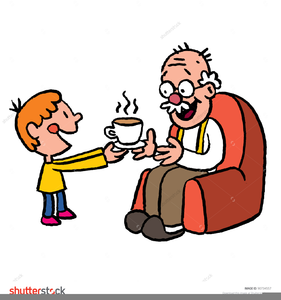 281x300 Grandpa And Grandson Clipart Free Images