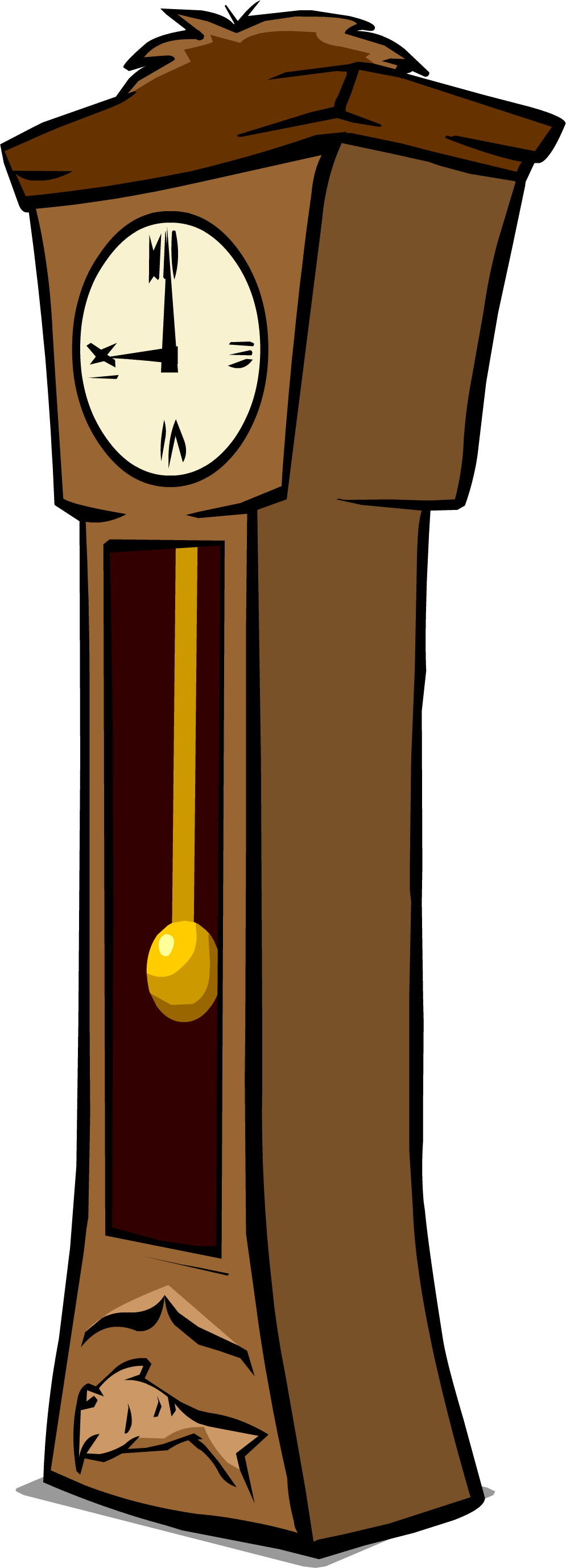 grandfather clock clipart at getdrawings com free for personal use rh getdrawings com old grandfather clock clipart grandfather clock clip art public domain