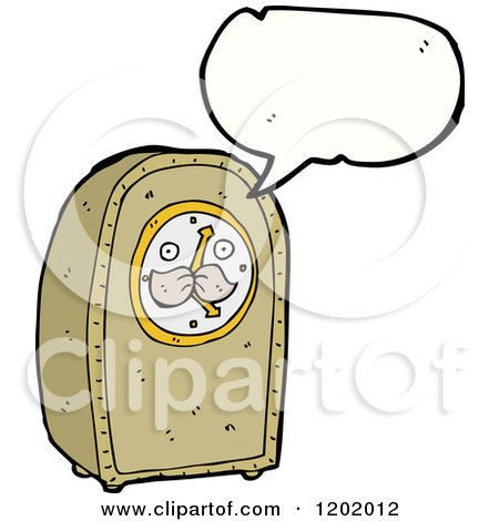 450x470 Royalty Free (Rf) Grandfather Clock Clipart, Illustrations, Vector