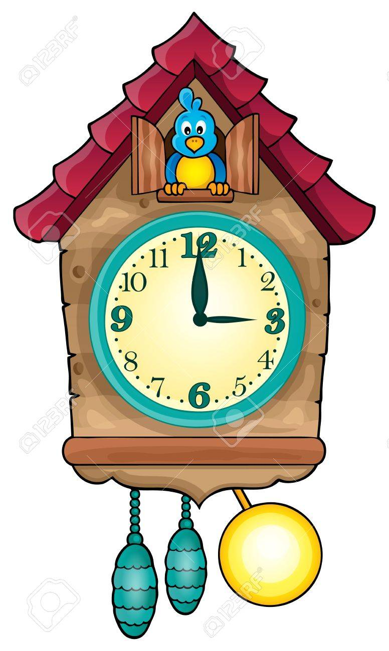 776x1300 Collection Of Cuckoo Clock Clipart High Quality, Free