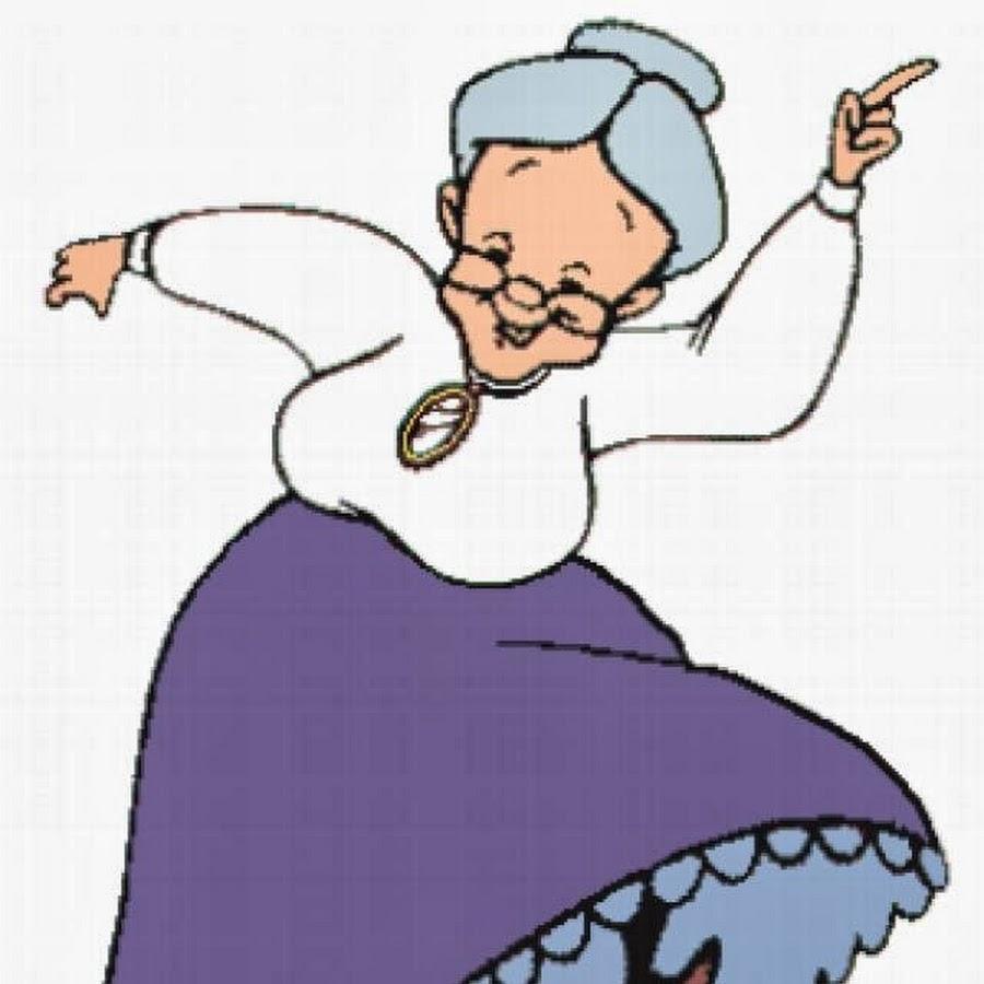 900x900 Danse Clipart Grandma