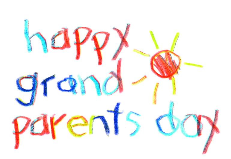 770x531 Grandparents Day 2013 Clip Art Clipart