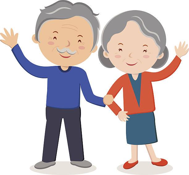612x568 Pictures Elderly Couple Clip Art Pictures,
