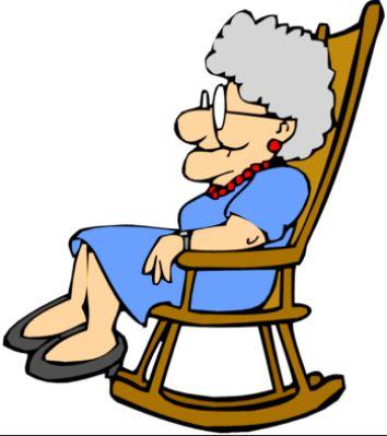 354x399 Beautiful Clipart Grandma