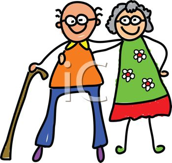 350x331 Best Grandparents Day Clipart Images By