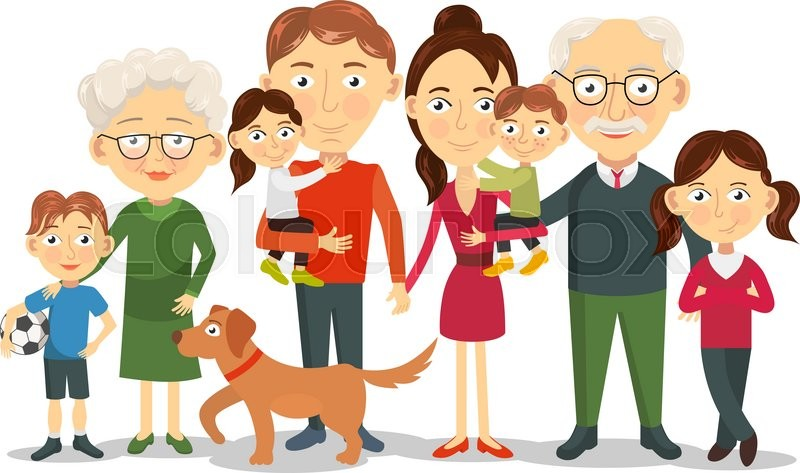 Grandparents Day Clipart at GetDrawings.com | Free for ... Grandparents Family Clipart