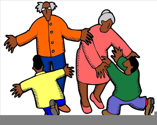 600x477 Grandparents Day Clipart Free Free Images
