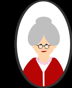 246x298 Granny Clip Art