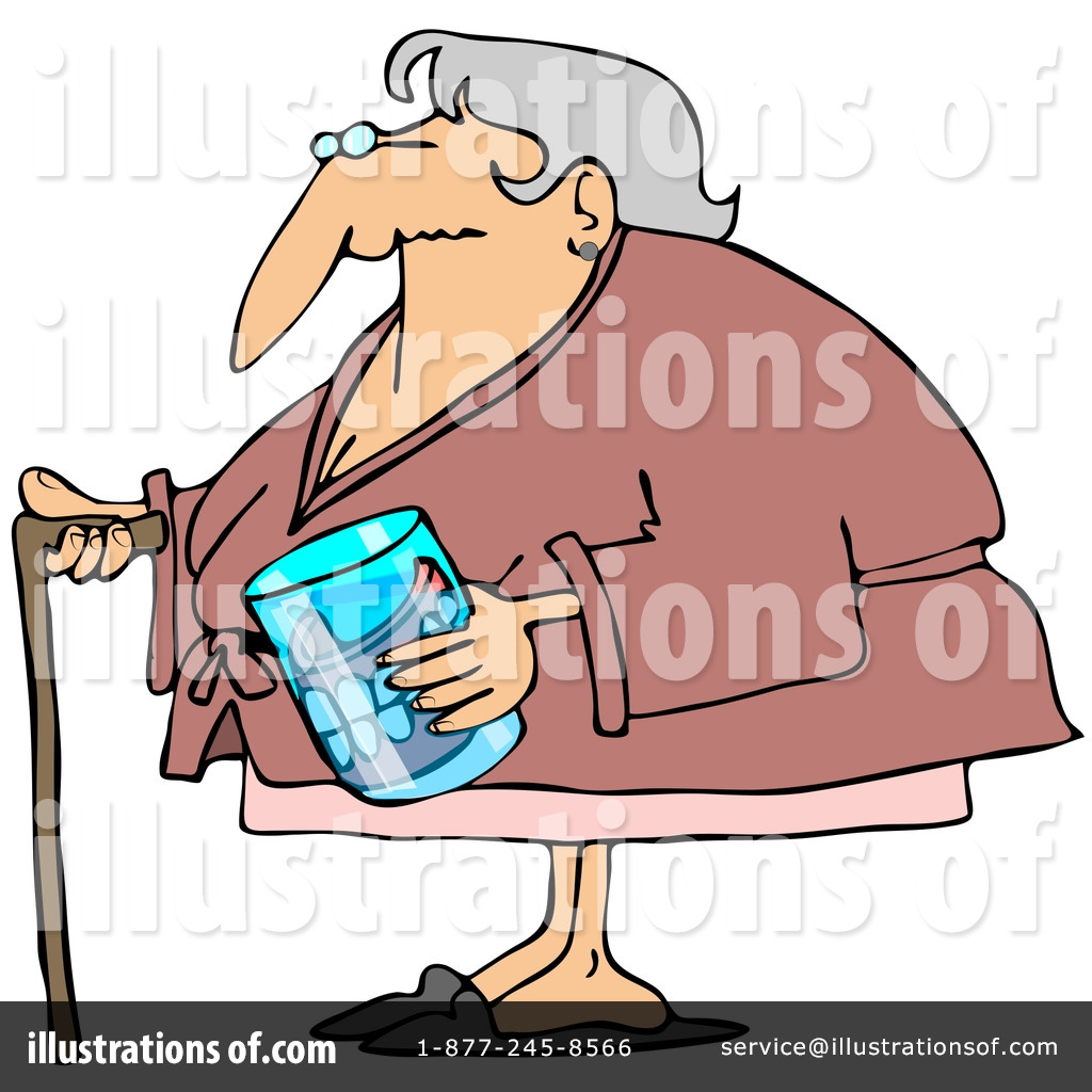 1024x1024 Granny Clipart