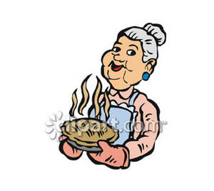 300x268 Old Clipart Granny 3750775