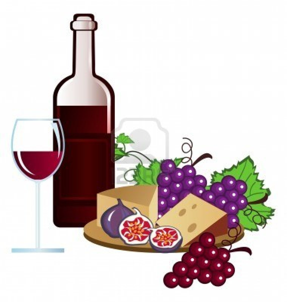 1140x1200 Wine Cheese And Grapes Clipart Amp Wine Cheese And Grapes Clip Art
