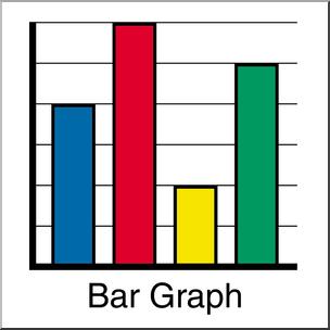 304x304 Clip Art Graphing Bar Graph Color I Abcteach