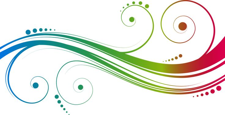 736x378 Abstract Design Clip Art