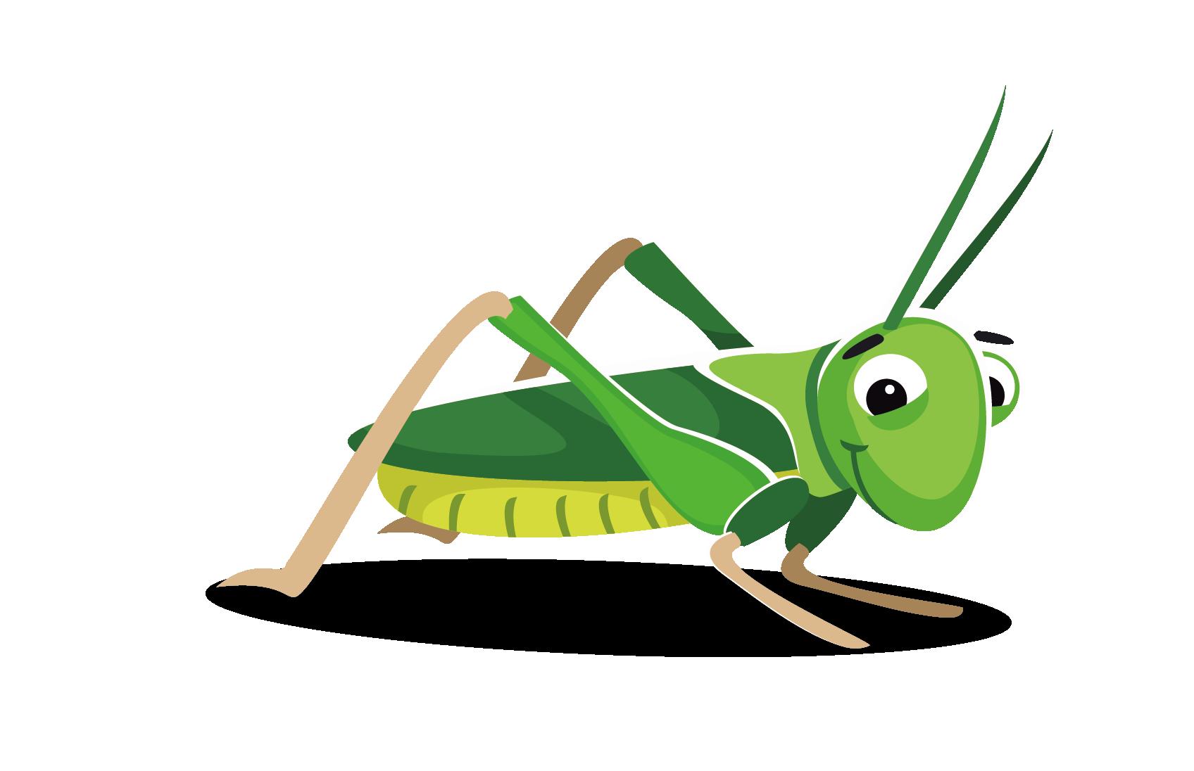 1696x1096 Grasshopper Cartoon Clip Art