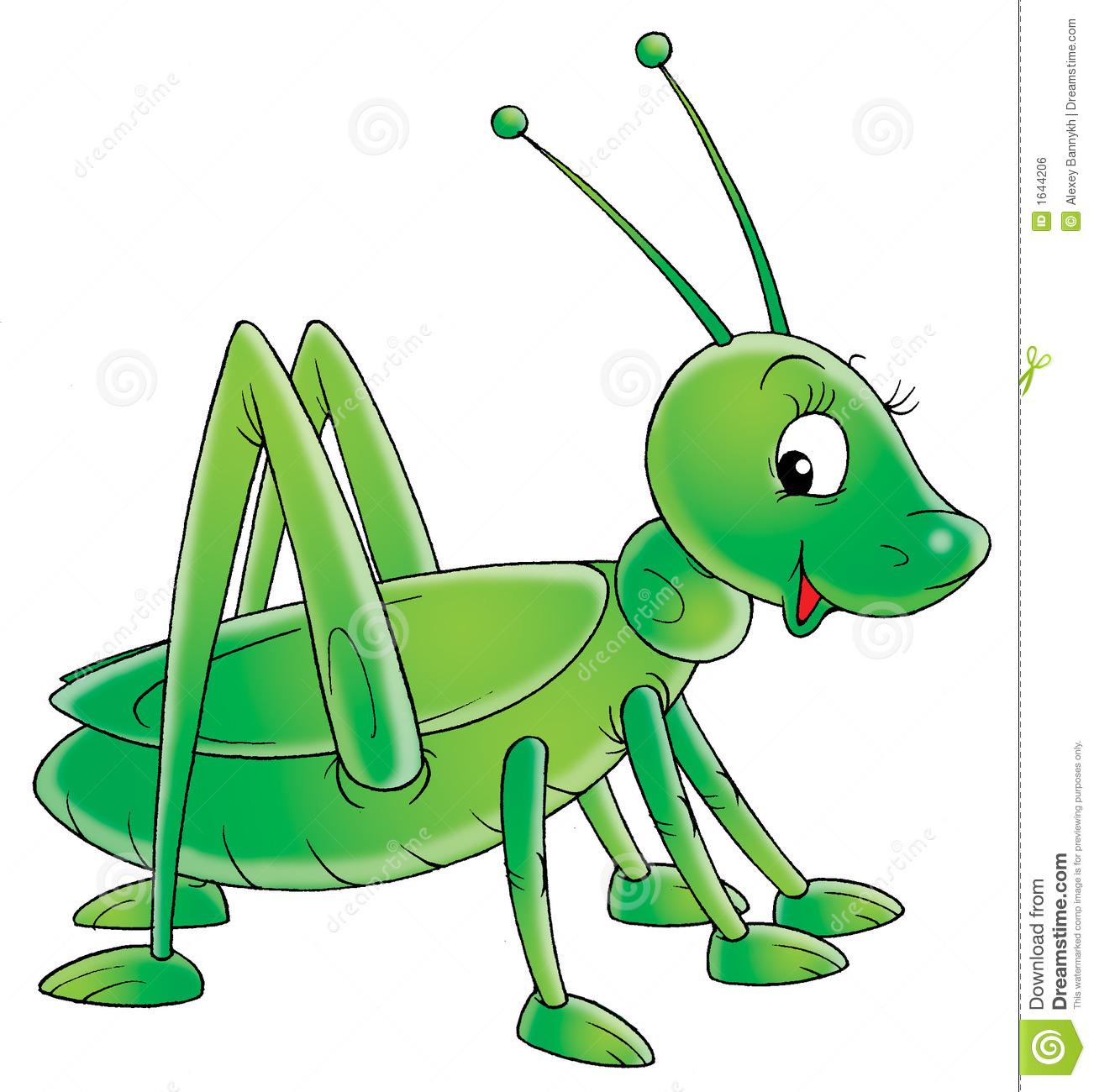 1302x1300 Cute Grasshopper Eating Clipart