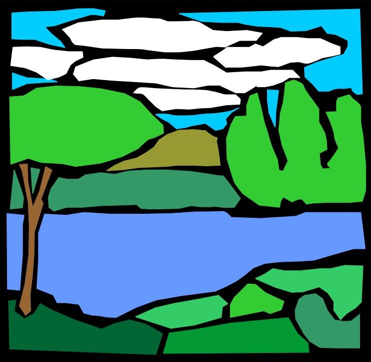 742x723 Lake Clip Art Free Clipart Panda