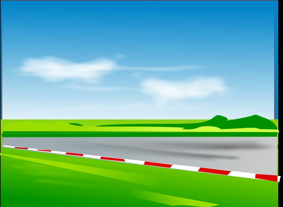 958x700 Public Domain Clip Art Image Race Track Id 13525963812002