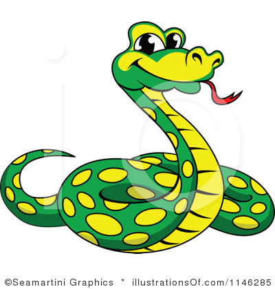 400x420 Clipart Of Snakes