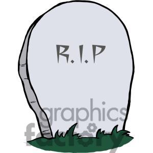 Grave Clipart