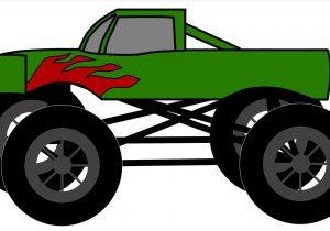 300x210 Grave Digger Monster Truck Clipart
