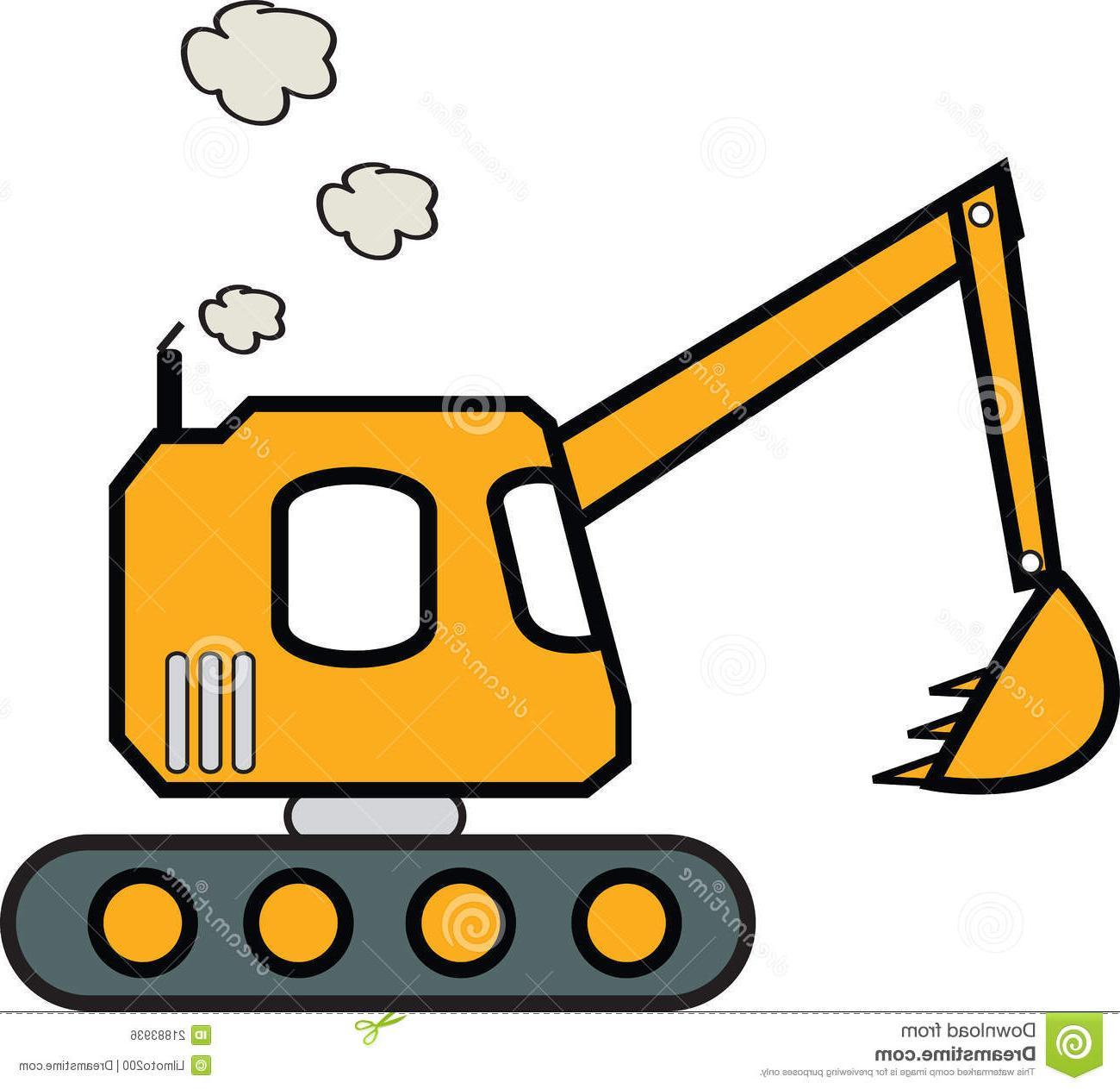 1300x1263 Truck Clipart Digger 4014212