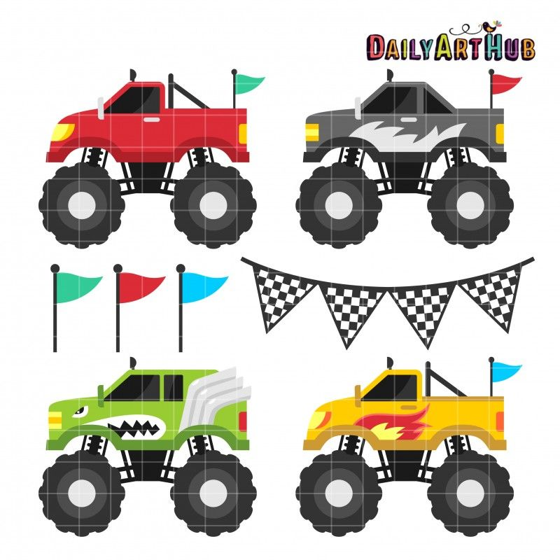 800x800 Monster Trucksracingcars Birthday Party Ideas Monster Trucks