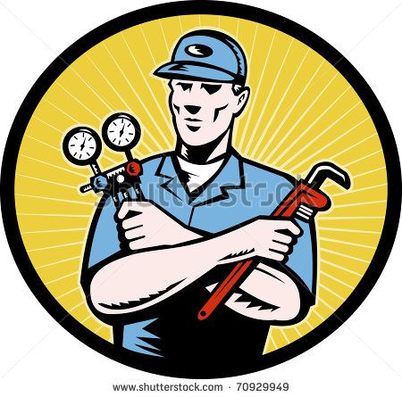 450x445 Ac Repair Clipart