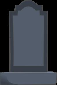 198x297 Gravestone Clip Art