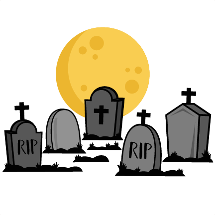 432x432 Cute Graveyard Cliparts Free Download Clip Art