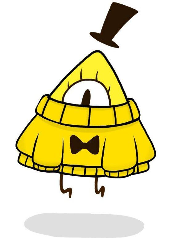 600x771 Bill Cipher