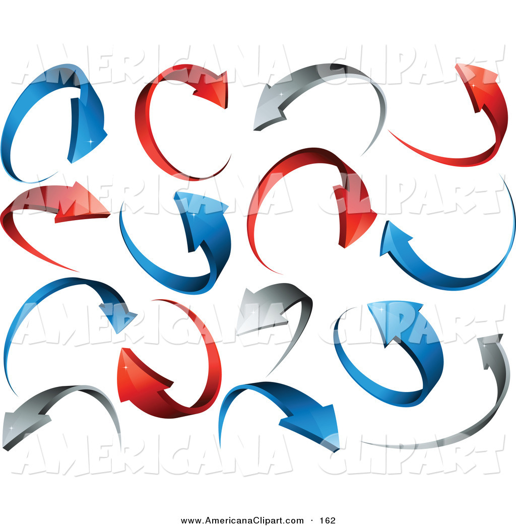 1024x1044 Americana Vector Clip Art Of A Background Of Red, Gray And Blue