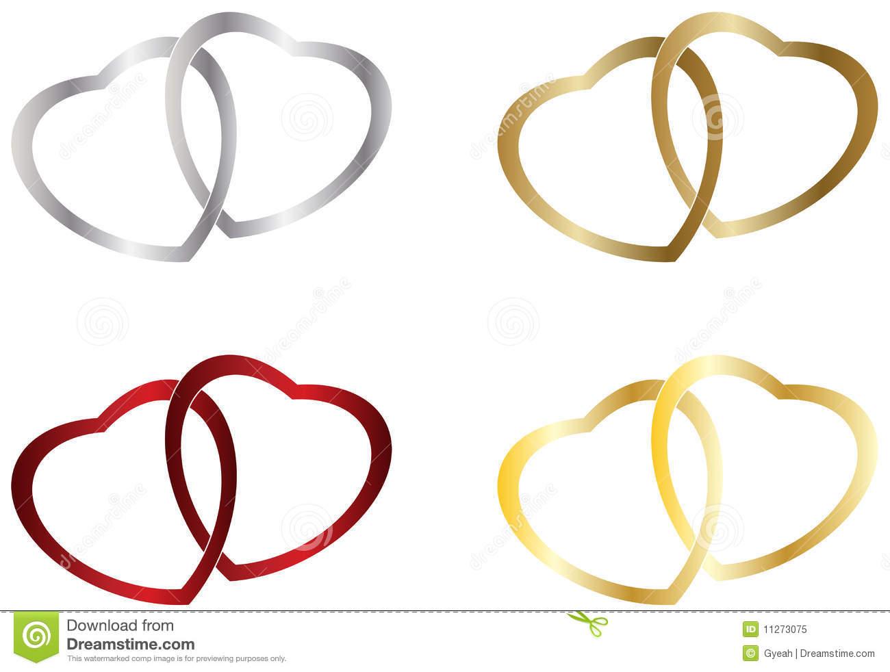 1300x982 Wedding Heart Clipart Free Gray