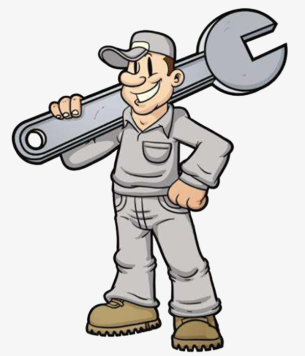 598x699 Car Mechanic, Garage Worker, Automobile Service, Grease Monkey Png
