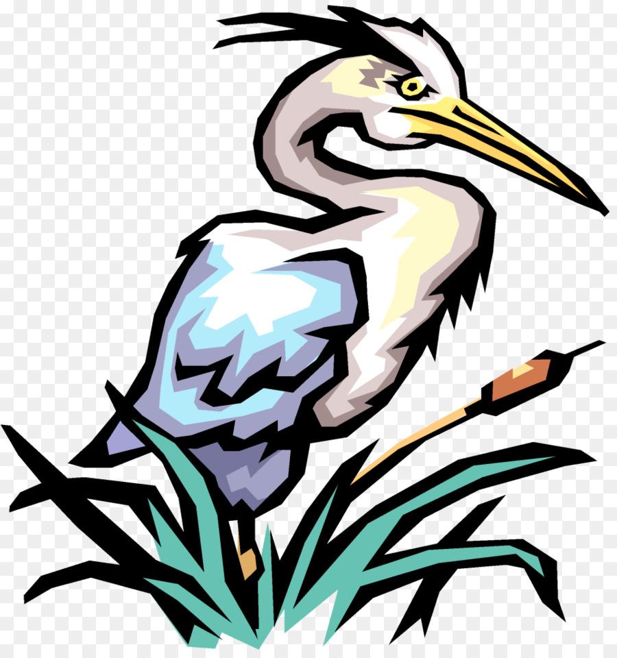 900x960 Great Blue Heron Clip Art