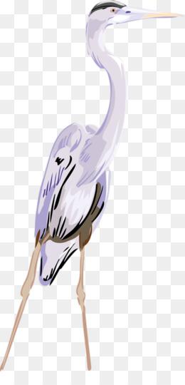 260x540 Great Blue Heron Silhouette Green Heron Clip Art