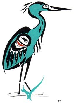 253x350 Roberta Blue Heron 1