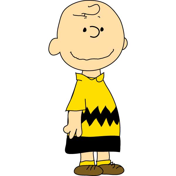 600x600 Vector Charlie Brown By Jackinbox