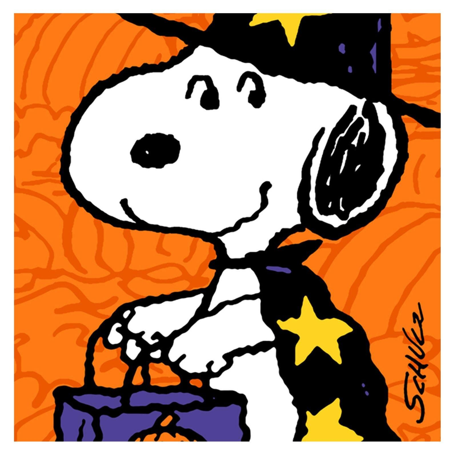 1600x1600 A Snoopy Witch In Gryffindor House Snoopy