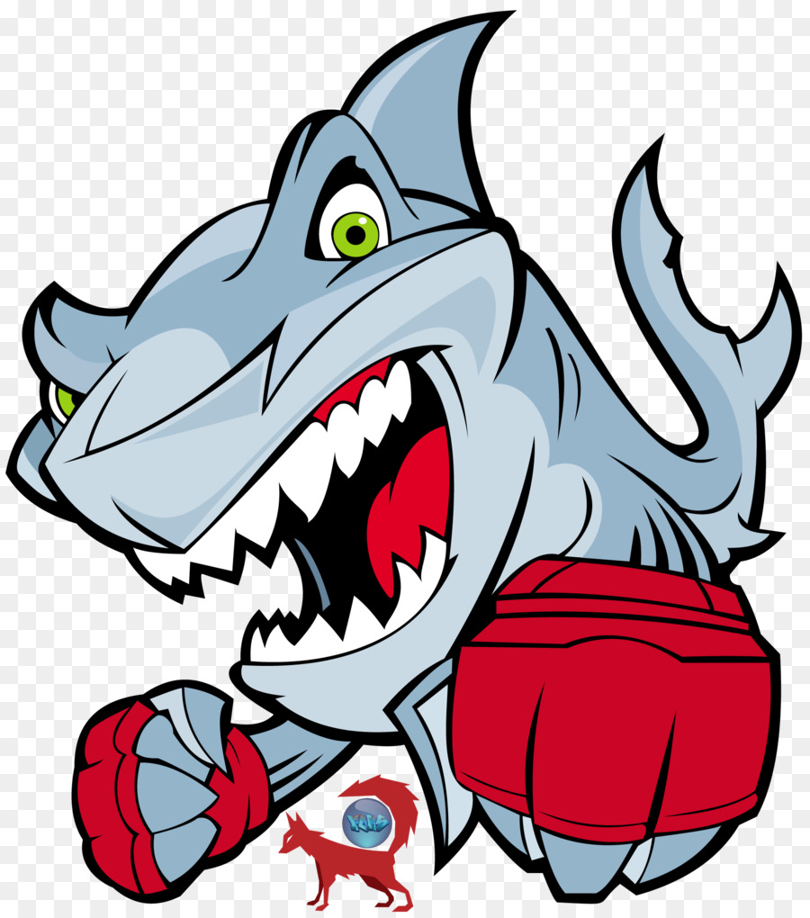 900x1020 Ultimate Fighting Championship Great White Shark