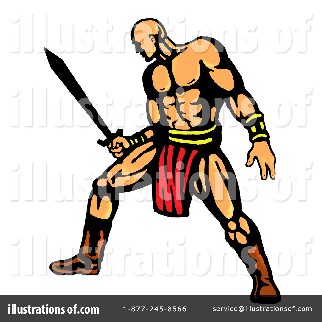 1024x1024 Warrior Clipart