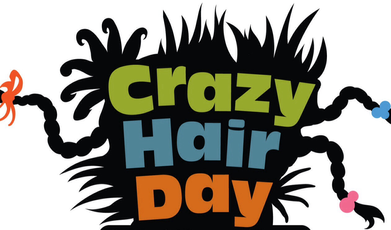 1262x744 Collection Of Crazy Hair Day Clipart High Quality, Free