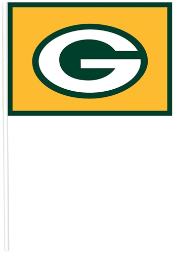 344x501 Green Bay Packer Flag