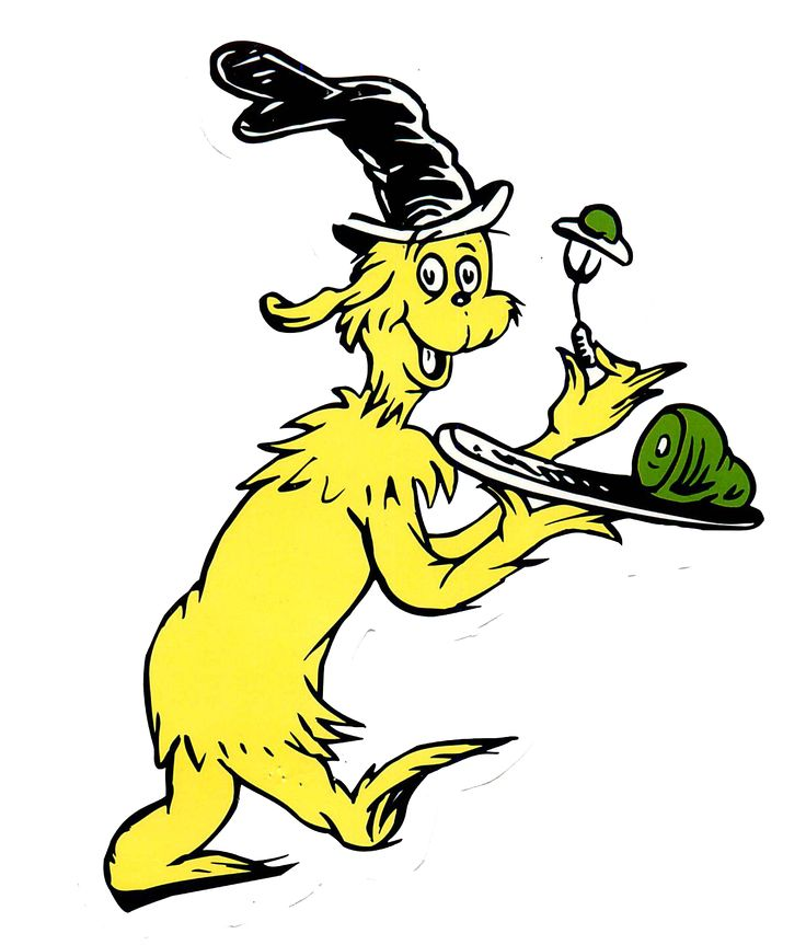 736x863 Green Eggs And Ham Clipart 13 Best Dr Seuss Characters Images