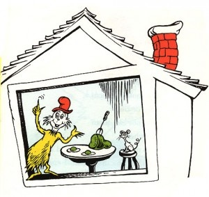300x283 57 Best Green Eggs And Ham Images On Dr Suess