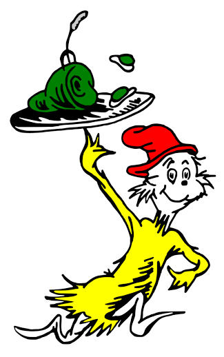 325x518 Displaying Green Eggs And Ham