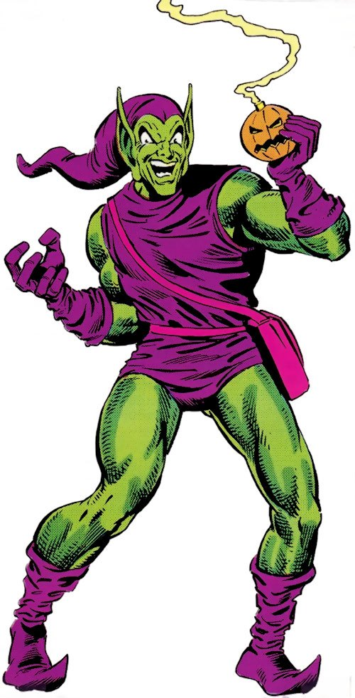 500x982 Green Goblin