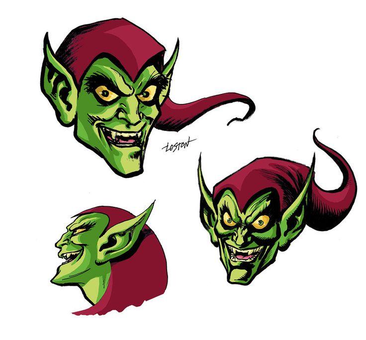 736x684 383 Best Green Goblin Images On Cartoon Art, Comic Art
