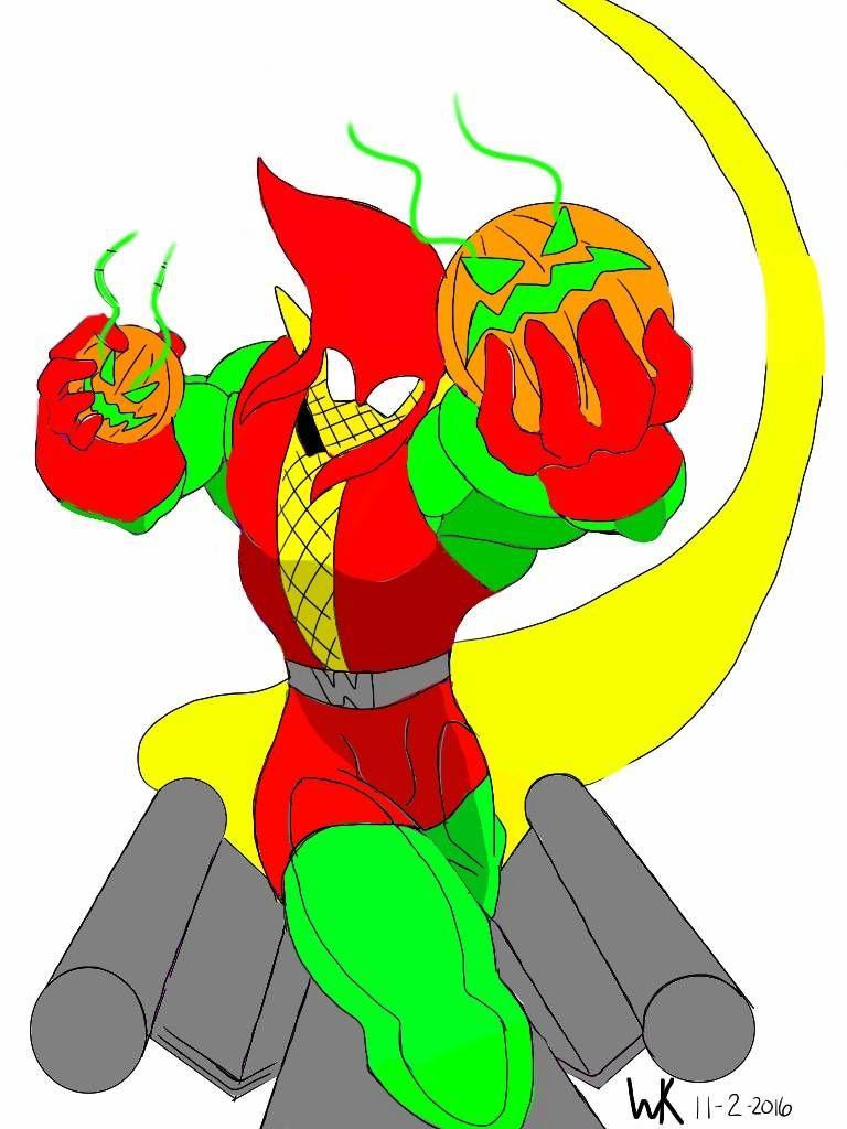 768x1024 Green Goblinshocker(Marvel) Wk's Amalgam Comics Ipad Art