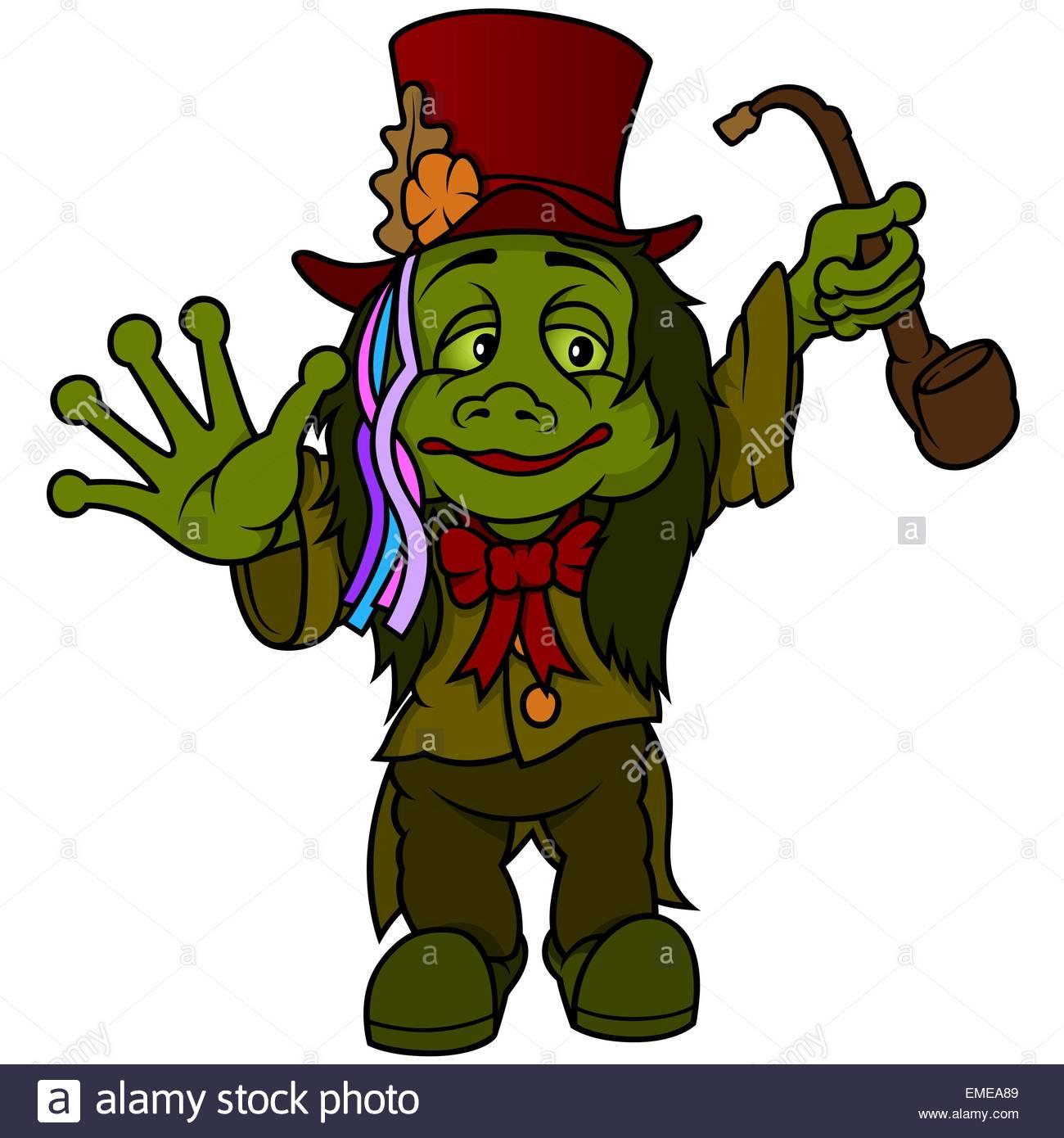 1300x1390 Cartoon Green Goblin Stock Photos Amp Cartoon Green Goblin Stock